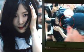 Taeyeon sợ hãi trước sự cố đập đầu vào máy quay, SM bị tố ngày càng vô trách nhiệm với SNSD
