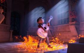 """Pixar tung trailer đầy bí ẩn cho phim hoạt hình """"Coco"""""""