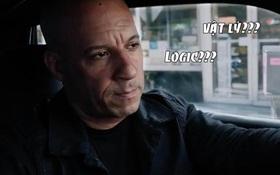 """""""Fast & Furious 8"""" và những cục sạn lọc mãi không hết"""