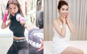 Nhập vai đả nữ trong phim mới, Ngọc Trinh chi tiền tỷ đầu tư làm đẹp