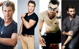 Thế hệ ngôi sao kế tiếp của Hollywood: Cuộc chiến của bốn anh chàng tên Chris