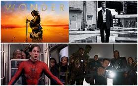 10 bộ phim siêu anh hùng hay nhất theo xếp hạng của Tomatoes