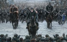 """Giải thích cái kết đầy bi tráng của """"War for the Planet of Apes"""""""