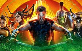 """""""Thor: Ragnarok"""" chính thức """"nã sấm"""" tại phòng vé sân nhà"""