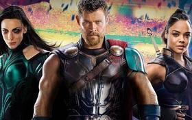 """""""Thor: Ragnarok"""" tiếp tục dẫn đầu phòng vé cuối tuần"""