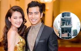 Sau món quà xe hơi tiền tỷ, Thanh Bình tiếp tục xây nhà 5 tầng cho bà xã Ngọc Lan