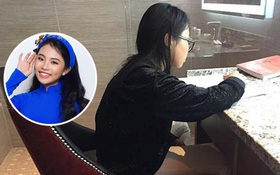 Bận bịu lưu diễn nước ngoài, Phương Mỹ Chi phải vào nhà vệ sinh ngồi học để theo kịp bạn bè