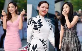 Thảm đỏ liên hoan phim Busan ngày 2: Nữ thần của nữ thần Son Ye Jin một mình cân cả dàn mỹ nhân
