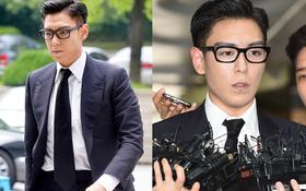 Hôm nay T.O.P (Big Bang) đã nhận mức án chính thức vì tội sử dụng cần sa