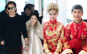 Những cặp vợ chồng nổi tiếng có đám cưới lung linh và hứa hẹn sẽ viên mãn nhất trong năm 2017
