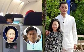 Vương Phi - Tạ Đình Phong mặn nồng đi du lịch cùng nhau, mặc Lý Á Bằng một mình chăm con gái