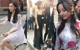 """Nhan sắc Angela Baby, Dương Mịch, Triệu Lệ Dĩnh qua ống kính """"người qua đường"""": Nàng đẹp xuất sắc, kẻ lộ khuyết điểm ngoại hình"""