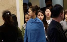"""Lâm Tâm Như """"điên cuồng"""" chạy show kiếm tiền mua bỉm sữa"""