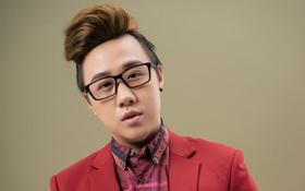 """""""Nổi da gà"""" nghe Trung Quân thể hiện nhạc phim đồng tính do Duy Khánh sản xuất"""