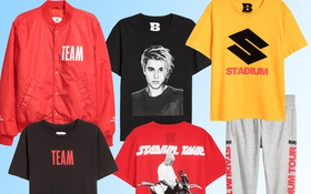 BST mới vừa rẻ vừa đẹp của Justin Bieber và H&M cuối cùng cũng về đến Việt Nam!