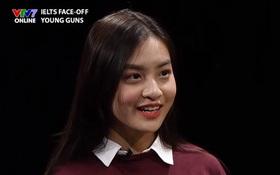 """Nguyễn Lâm Thảo Tâm - """"hot girl IELTS 8.5"""" nói tiếng Anh cực hay trên truyền hình"""