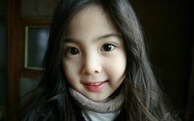 Cô nhóc Hàn Quốc đáng yêu, mới 5 tuổi đã có cả chục ngàn fan