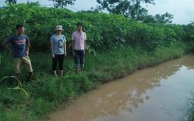 Hà Nội: Bé trai 10 tuổi tử vong bất thường ở rãnh nước, trên người có nhiều vết thương