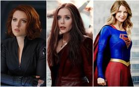 Hậu Wonder Woman - Những chị em siêu anh hùng này cũng xứng đáng có phim riêng lắm chứ!