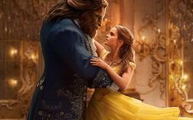 """BẠN CÓ BIẾT: Chiếc đầm vàng trong """"Người đẹp và quái vật"""" được kết từ hơn 2.000 viên pha lê"""