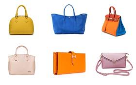 Chọn kiểu túi xách yêu thích để khám phá tính cách mỗi người
