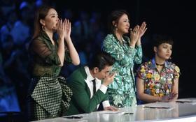 Vietnam Idol Kids: Các giám khảo đồng loạt rơi nước mắt khi cô bé này bị loại