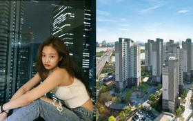 Xưa Big Bang dùng ký túc xá xập xệ, giờ đây tân binh Black Pink được ở tòa nhà sầm uất nhất Hàn Quốc