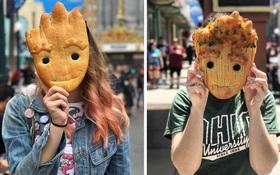 Cận cảnh chiếc bánh mì Groot đang làm mưa làm gió khắp các mạng xã hội và các fan của siêu anh hùng này