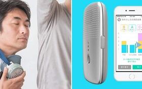 """Người Nhật vừa phát minh ra một thiết bị có thể """"ngửi"""" được mùi khó chịu của bạn"""