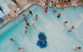 Bạn choáng không khi biết bể bơi công cộng có chứa tới 75 lít nước tiểu?