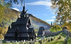 Nhà thờ gỗ hơn 800 tuổi được xây dựng hoàn toàn không cần dùng đinh