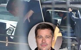 Tình yêu đã hết, Brad Pitt dọn sạch đồ đạc của Angelina Jolie ra khỏi nhà