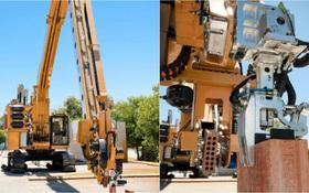 Robot xây nhà chỉ trong... 2 ngày - nhưng liệu bạn có dám ở trong đó không?