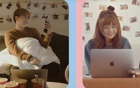 Cùng xem Only C kể chuyện yêu xa dễ thương với bà xã thời mới quen nhau trong MV mới