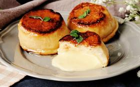 Đổi vị bữa sáng với bánh mì creme brulee thơm mềm