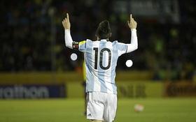 Cảm ơn anh, Messi! Vì đã cứu Argentina và World Cup!