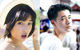 """Nữ diễn viên 9x nổi tiếng của """"Chihayafuru"""" Suzu Hirose công khai hẹn hò trai đẹp"""