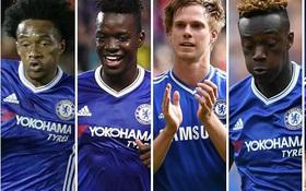 Hàng chục câu lạc bộ ở châu Âu mượn cầu thủ của Chelsea
