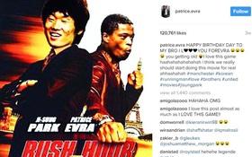Cựu sao Man Utd tham gia Running Man nhờ tình bạn thân với Park Ji-sung
