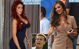 Sao Tottenham trốn bạn gái xinh như mộng, tiệc tùng cùng người mẫu Playboy