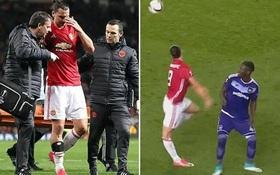 Chấn thương ghê rợn, Ibrahimovic có nguy cơ giải nghệ