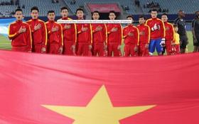 TRỰC TIẾP U20 Việt Nam - U20 Pháp: Cố lên những chiến binh áo đỏ