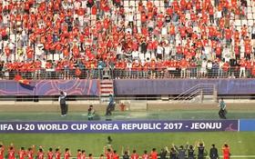 U20 Việt Nam dừng cuộc phiêu lưu trong tình yêu của người hâm mộ
