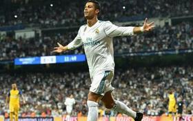Ronaldo lập cú đúp, Real thắng 3 sao ở Champions League