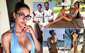 "Ronaldo ""mai mối"" siêu mẫu Nga cho James Rodriguez"