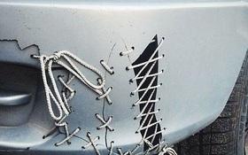 16 kiểu sửa chữa xe hơi đúng là quái lạ nhất trần đời