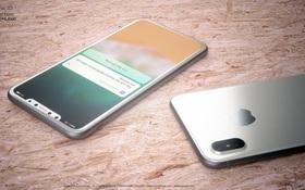 Tận mắt ngắm iPhone 8 màu đen và màu trắng đẹp rụng rời, bạn thích chiếc nào hơn?