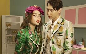 Sau MV chào sân nhiều tranh cãi, Chi Pu phát hành MV debut đậm màu Kpop cùng bạn diễn điển trai xứ Hàn
