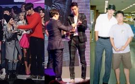 """Tỉ lệ cơ thể thật sự của các mỹ nam """"khủng long"""" cao nhất làng giải trí Hàn Quốc"""