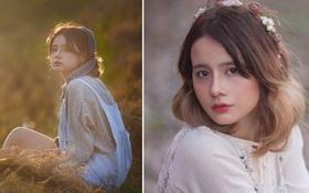 Hoàn cảnh gia đình đặc biệt của thiếu nữ 10X Việt mang vẻ đẹp lai